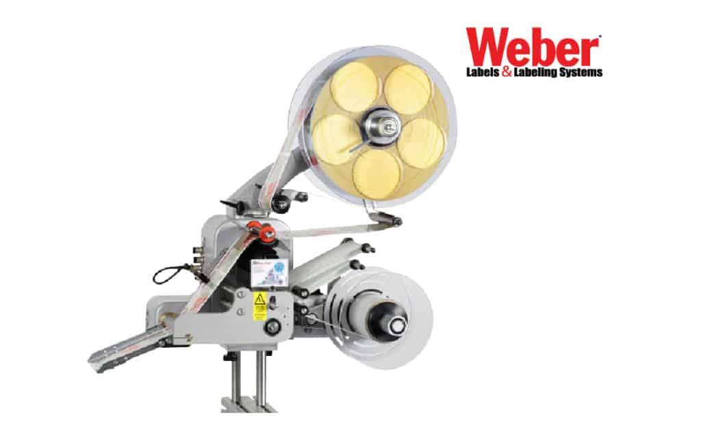 เครื่องติดฉลาก Apply_Alpha-Compact-Weber