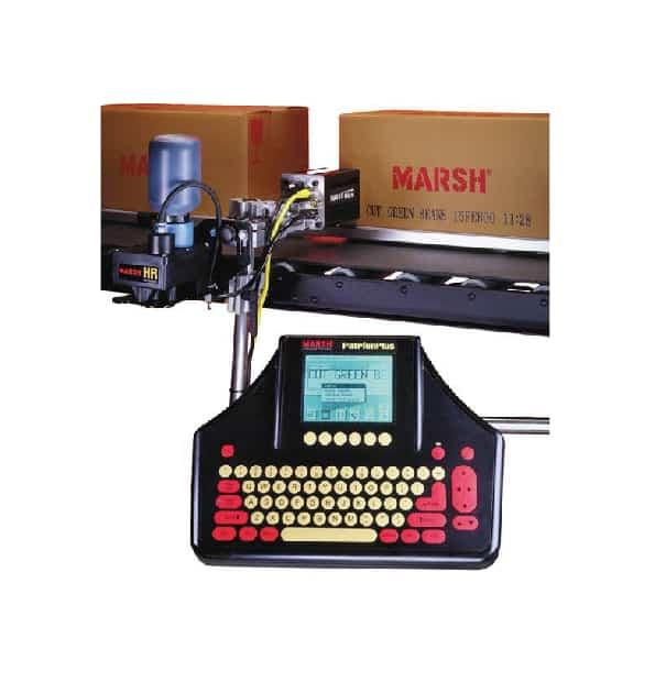 เครื่องพิมพ์กล่อง Marsh-Patrion