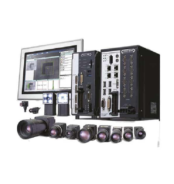 กล้องตรวจจับคุณภาพการผลิต Omron