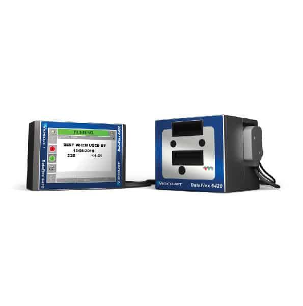 เครื่องพิมพ์รหัสสินค้าบนซอง Videojet 6420_TOMCO