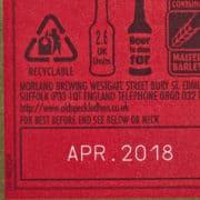 3640 Label