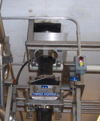 เครื่องตรวจจับโลหะ Bagger Prior to Sealing (cereal)