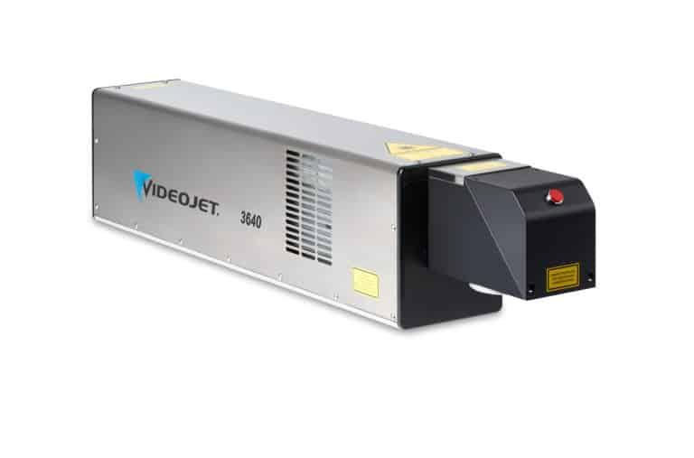 Videojet® 3640 CO2 Laser Marker
