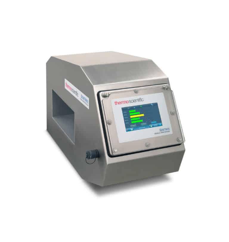 เครื่องตรวจโลหะในอาหาร_Sentinel™ Multiscan Metal Detector-01