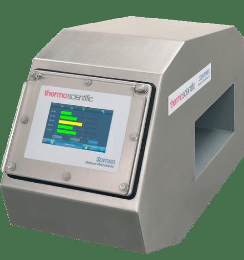 Sentinel™-Multiscan-Metal-Detector