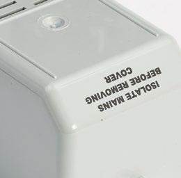ตัวอย่างการพิมพ์บนพลาสติก เครื่องพิมพ์วันที่