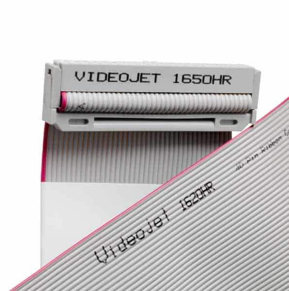 ตัวอย่างการพิมพ์ เครื่องพิมพ์วันที่ผลิต VJ1620hr