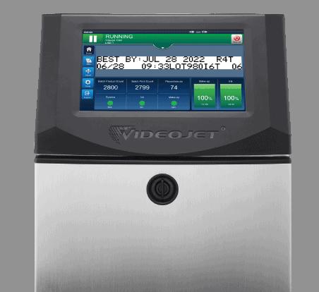 เครื่องพิมพ์วันที่ผลิต VideoJet 1580 Focus