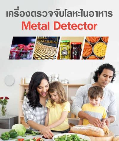 เครื่อง metal detector  