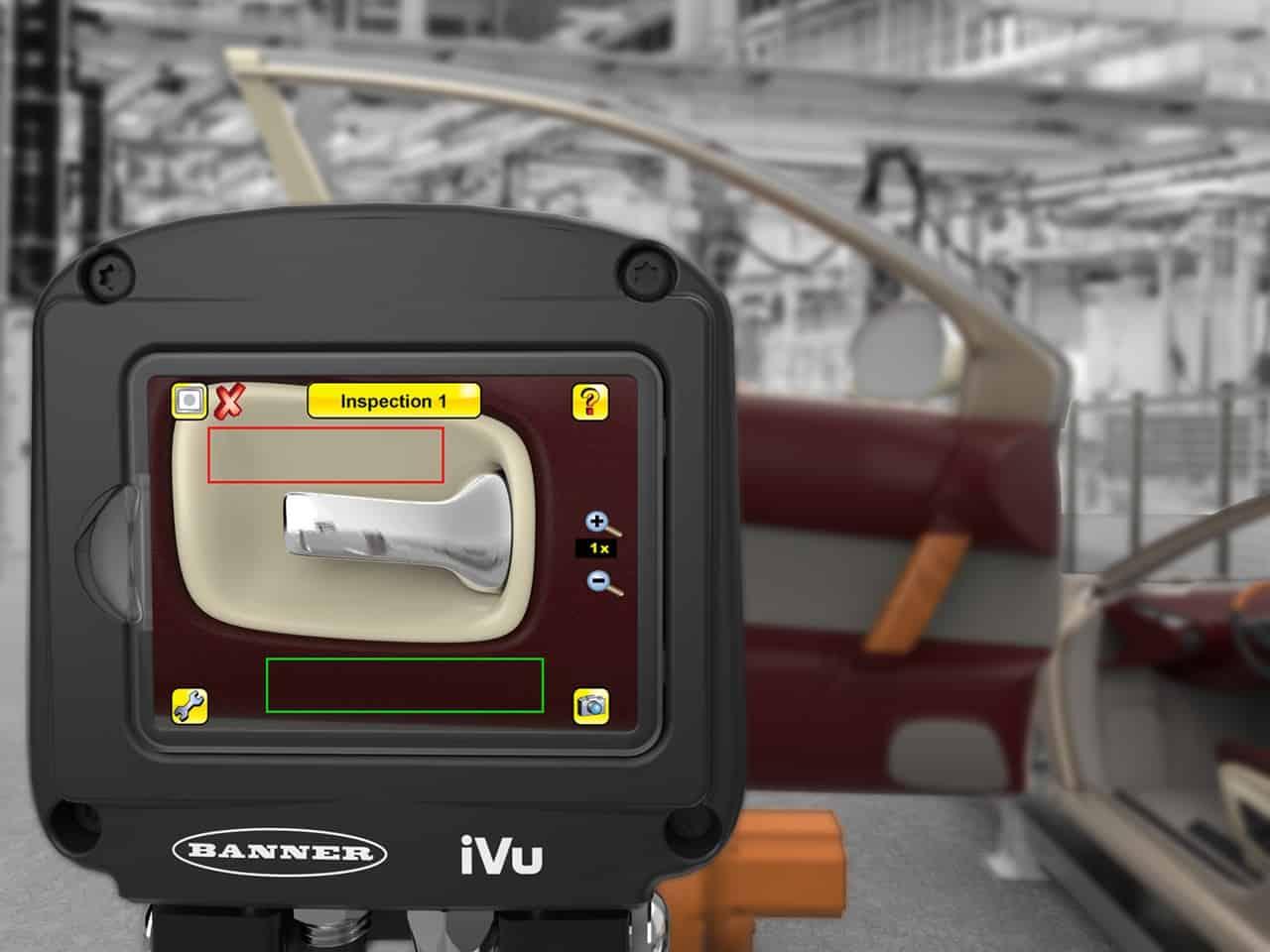 กล้องตรวจสอบสินค้า การตรวจเช็คความผิดปกติ