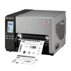 เครื่องพิมพ์ฉลากสติกเกอร์บาร์โค้ด TSC