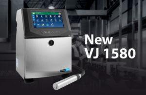 ใหม่ เครื่องพิมพ์วันที่ผลิต VJ1580