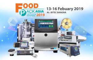 Foof Pack Asia Bitec Bangna TOMCO 2019