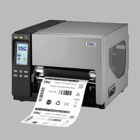 เครื่องพิมพ์ฉลากสติกเกอร์
