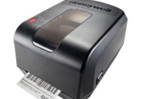 เครื่องพิมพ์ฉลากสติกเกอร์บาร์โค้ด Honeywell